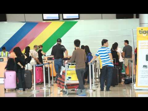 Clark International Airport AVP