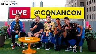 LIVE @ConanCon: Day Two