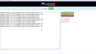 Hotmail & GMX Email Account Creator Software