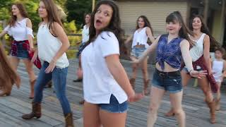 "Laine Hardy ""In the Bayou"" (Dance Video)"