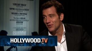 Clive Owen Exclusive Interview - Hollywood.TV
