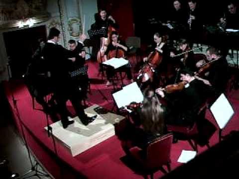 "Catalin Alexandru Grigoras (Konzertmeister) / Kammerorchester ""Unirea""/Mascagni"