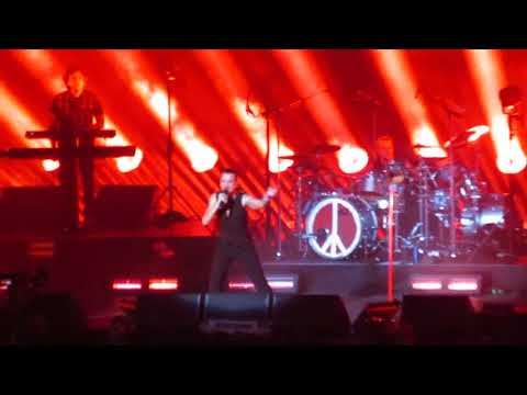 Depeche Mode - &39;Black Celebration&39; - Madison Square Garden - NYC - 91117