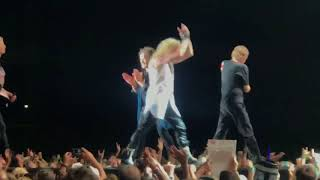 Def Leppard End Of Show Speech Hershey, PA 25th May 2018 (Clip)