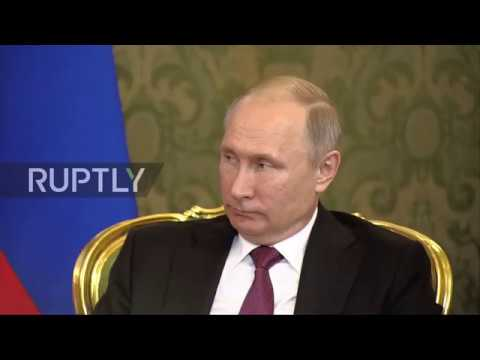 Russia: Putin and Lukashenko discuss bilateral ties in Moscow