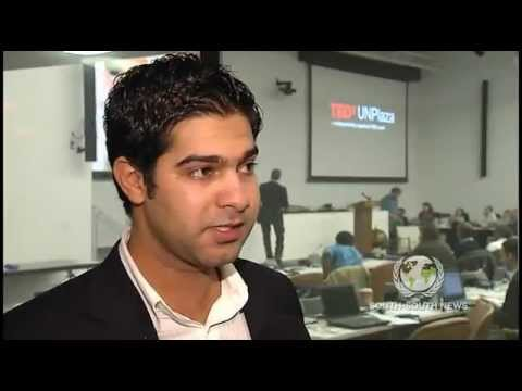 "Waleed Rashed and Youth Activists Lead Political Change ""South-South News"""