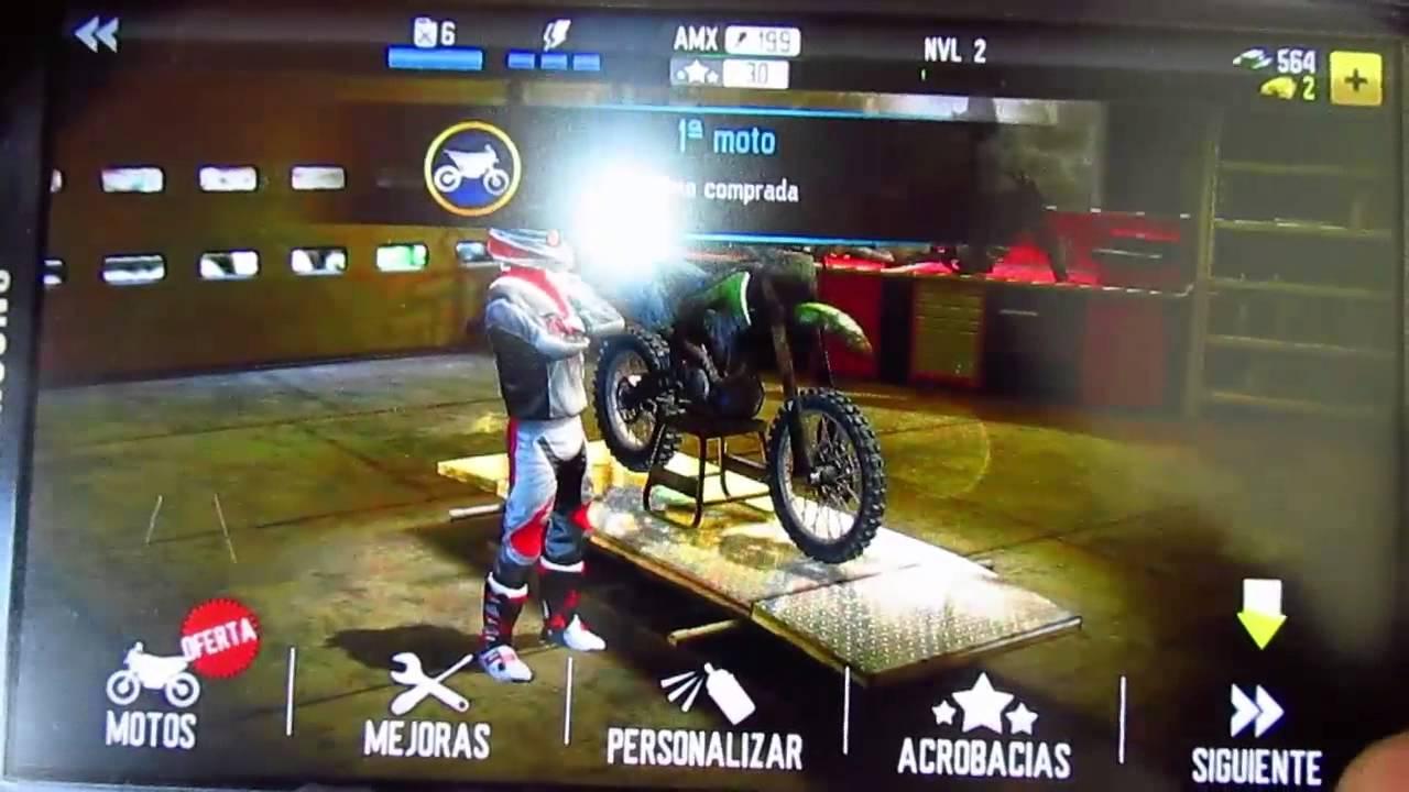 El Mejor Juego De Motocross Para Android Youtube