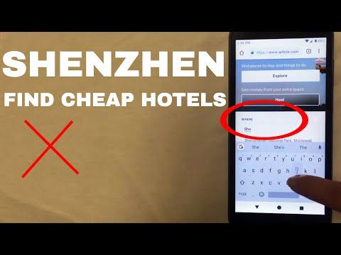 🔴 Cheap Hotels In Shenzhen China 🔴