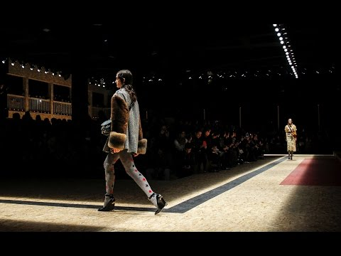 Prada | Fall Winter 2016/2017 Full Fashion Show | Exclusive
