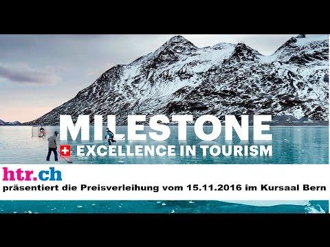 Milestone-Preisverleihung 2016 (Aufzeichnung)