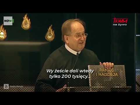 PiS dało tylko 200 tyś, Wykpił Rydzyk ten ochłap :)