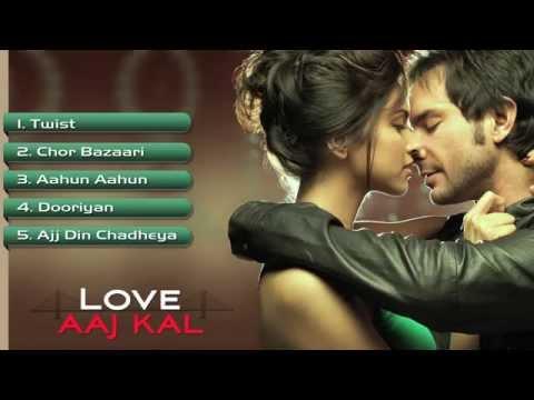 Love Aaj Kal  Full Songs  Jukebox 1 Saif Ali Khan & Deepika Padukone