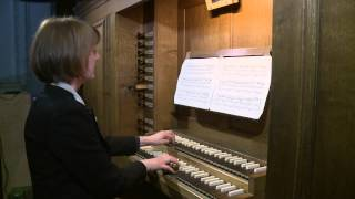 Canonic Variations.  J.S.Bach.  BWV 769.