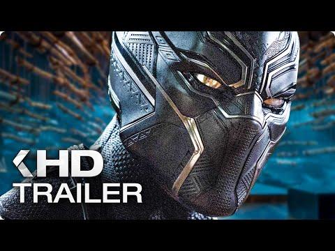 BLACK PANTHER Trailer 2 German Deutsch (2018)