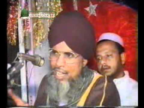FM Rabbani Hadhrath about tableeq jamath