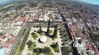 Vista Aerea de Tuxpan Jalisco Mexico