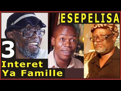 INTERET YA FAMILLE VOL 3 Esepelisa Theatre Congolais Vinny, Lava, Elko, Vue de Loin, Sundiata, Shako
