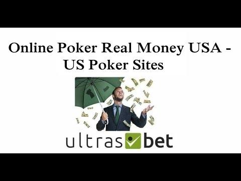 Online Poker Real Money USA – US Poker Sites