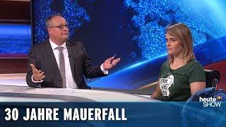 Deutsche Einheit aus der Sicht der Zugereisten Hazel Brugger