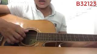 [ Góc Guitar ] Hướng Dẫn Guitar Đệm Hát, Tự Học Guitar Tại Nhà Phần 1 .