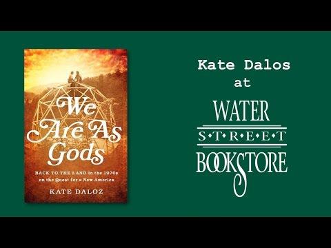 Kate Daloz at Water Street Bookstore