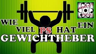 Wie viel PS hat ein Gewichtheber? [Compact Physics] Thumbnail