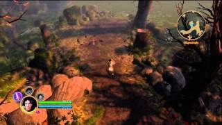 Dungeon Siege 3 Gameplay Xbox 360