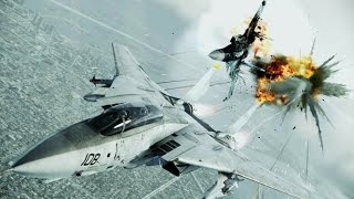 Classic Game Room - ACE COMBAT: ASSAULT HORIZON review