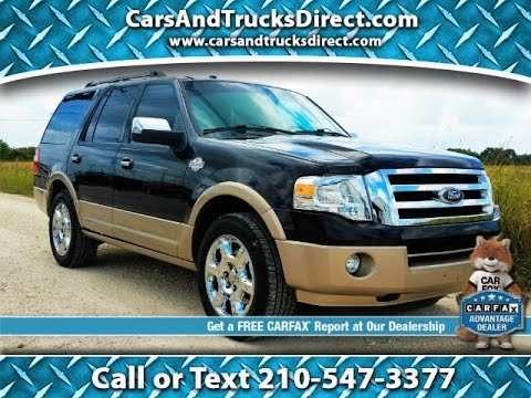 Ford Expedition King Ranch Review