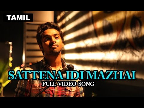 Sattena Idi Mazhai | Full Video Song | Darling