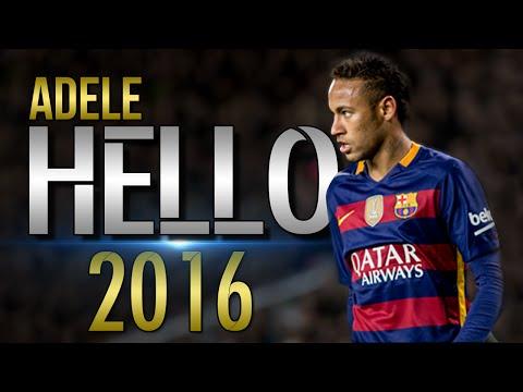 Neymar Jr ● HELLO ● Skills & Goals 2016 ● HD
