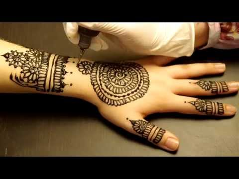 My Henna  Henna Tattoo # 1