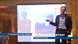 Dr. Daniele Ganser - Propaganda in den Medien | Framing