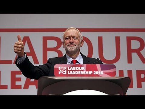 UK: Labour Party members re-elect Jeremy Corbyn as leader