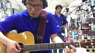 自彈自唱直播新利器—錄製吉他
