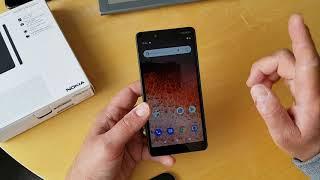 Nokia 1 Plus Overview