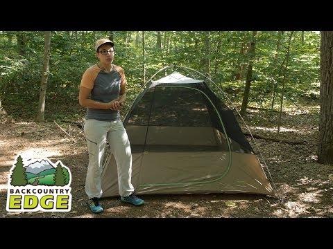 Kelty Grand Mesa 4 3-season Backpacking Tent
