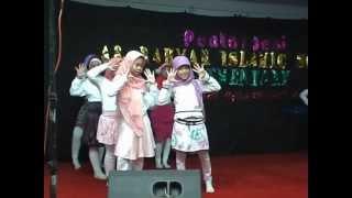 Pensi 2012 Grade 3 | Ar-Rahman Islamic School | Depok | Indonesia