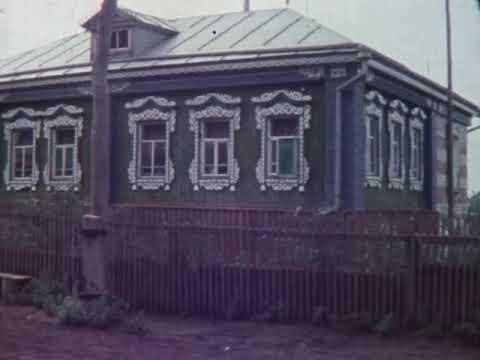Бикмуразово,Буинский район.1980-ые годы