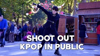 [COVER ME] [KPOP IN PUBLIC CHALLENGE SPAIN] Shoot Out  MONSTA X Dance Cover by Kumo [KIH]