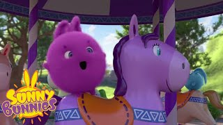 Cartoons for Children | SUNNY BUNNIES - Choo Choo Boo | New Episode | Season 4 | Cartoon