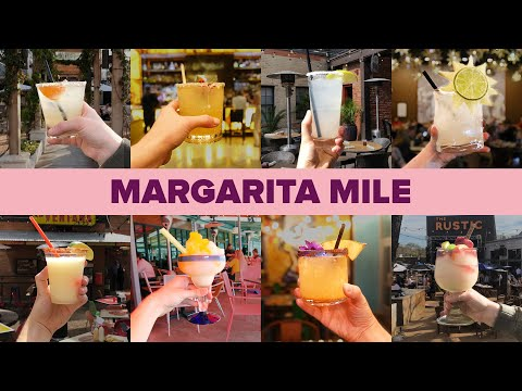We Tried Every Margarita On The Margarita Mile In Dallas, TX