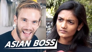 "Do Indians Find PewDiePie's Music Videos ""Racist""? 