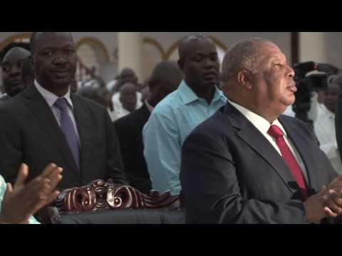 TocoVisão 0017 - Visita do Governador de Luanda