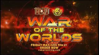 War Of The Worlds 2017 Preview
