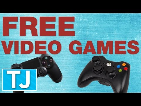 How to Get Any Video Game for Free