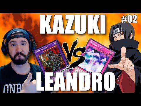 DUELO ÉPICO | Kazuki versus Leandro#02 CCCUP 2ª Edição