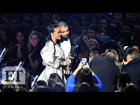Drake And Rihanna's Post-MTV VMA Date Night At Nobu