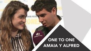 La puesta en escena perfecta para Eurovisión según Amaia y Alfred