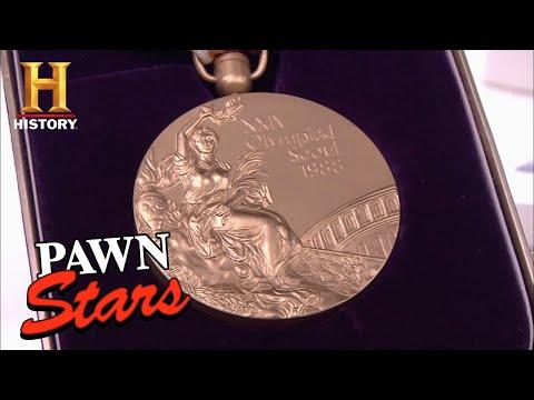 Pawn Stars: 1988 Olympic Gold Medal (Season 7) | History